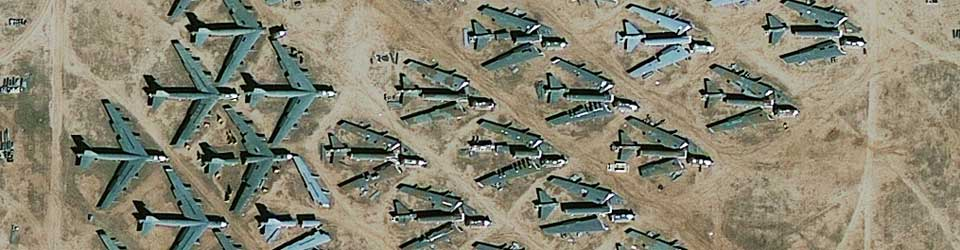 United States Nuclear Forces - Us missile silos google maps